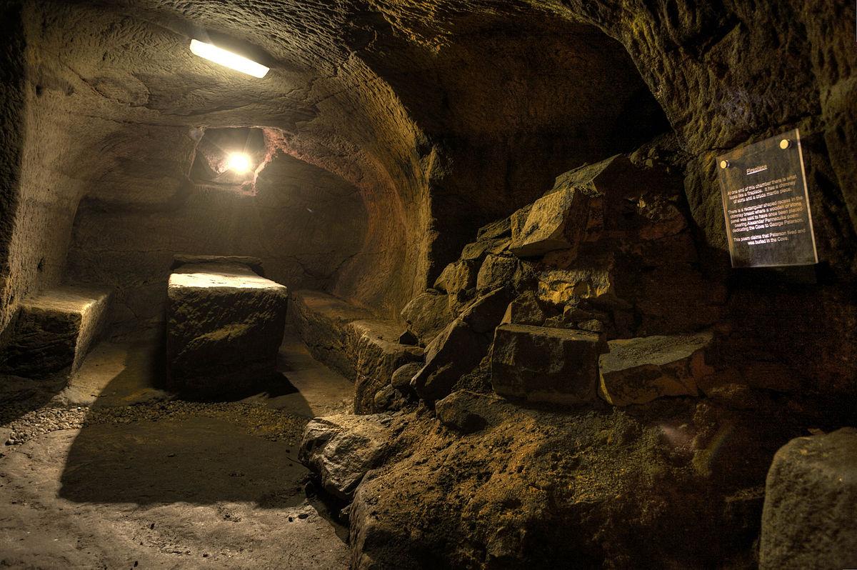 Gilmerton Cove  Wikipedia