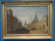 High Street Oxford Painting - Wikipedia