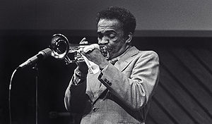 Howard McGhee Rochester New York 1976