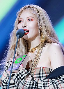 Kim Hyuna Wikipdia