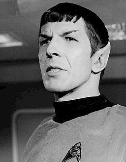 Leonard Nimoy Spock 1967