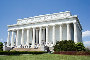 The Lincoln Memorial is a United States Presid...