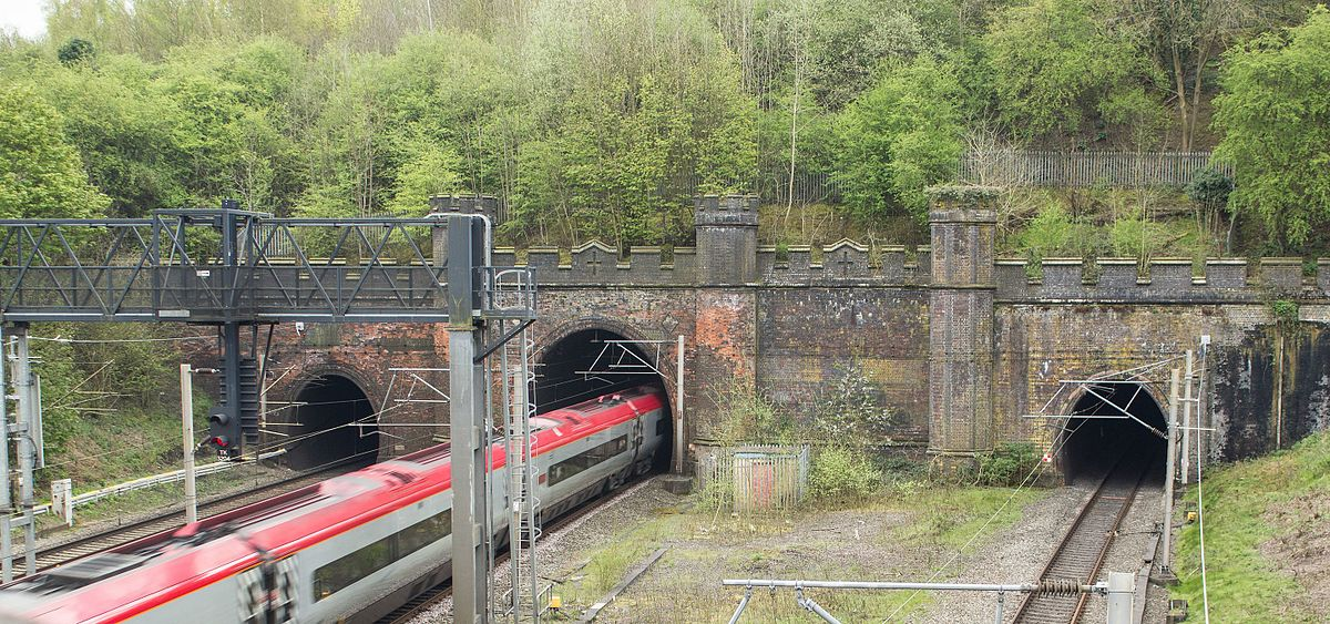 Linslade Tunnel Wikipedia