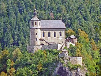 Wallfahrtskirche Maria Freienstein  Wikipedia