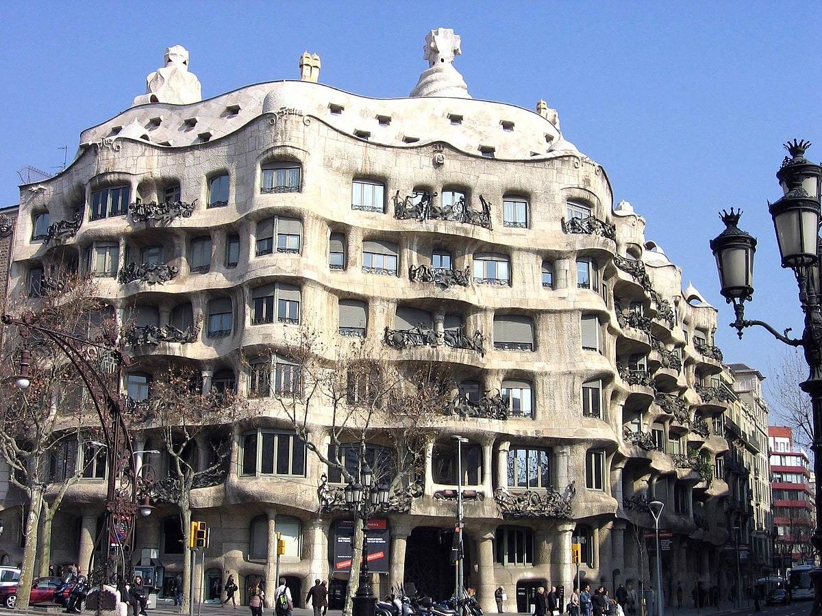 Casa Mil  Wikipedia