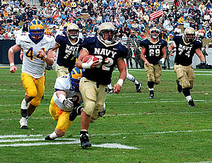 Description from source website: Navy fullback...