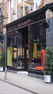 Paul Smith fashion designer  Wikipedia