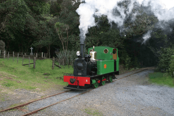 Whangarei Steam And Model Railway Club - Wikipedia
