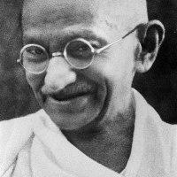 Zitat am Freitag : Gandhi über Gewaltlosigkeit