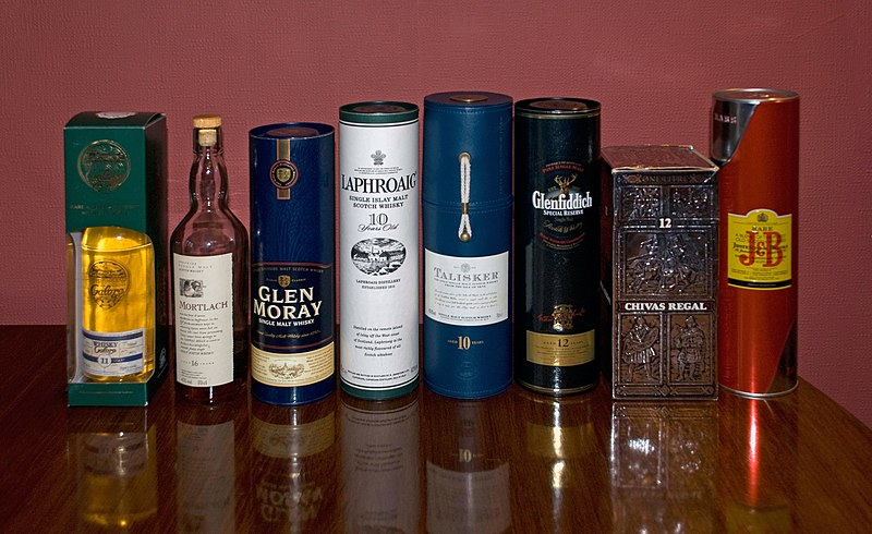 File:Scotch whiskies.jpg