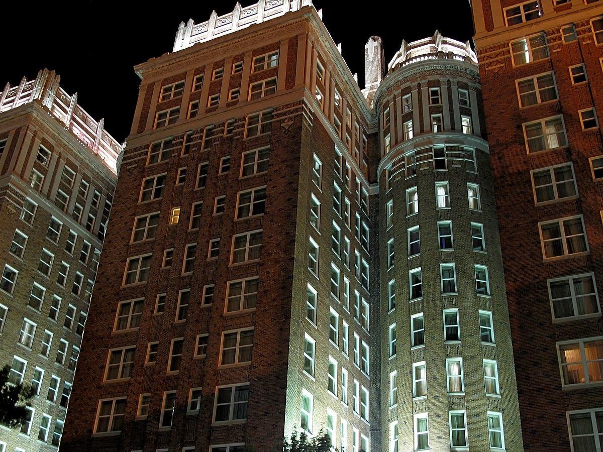 Skirvin Hilton Hotel  Wikipedia