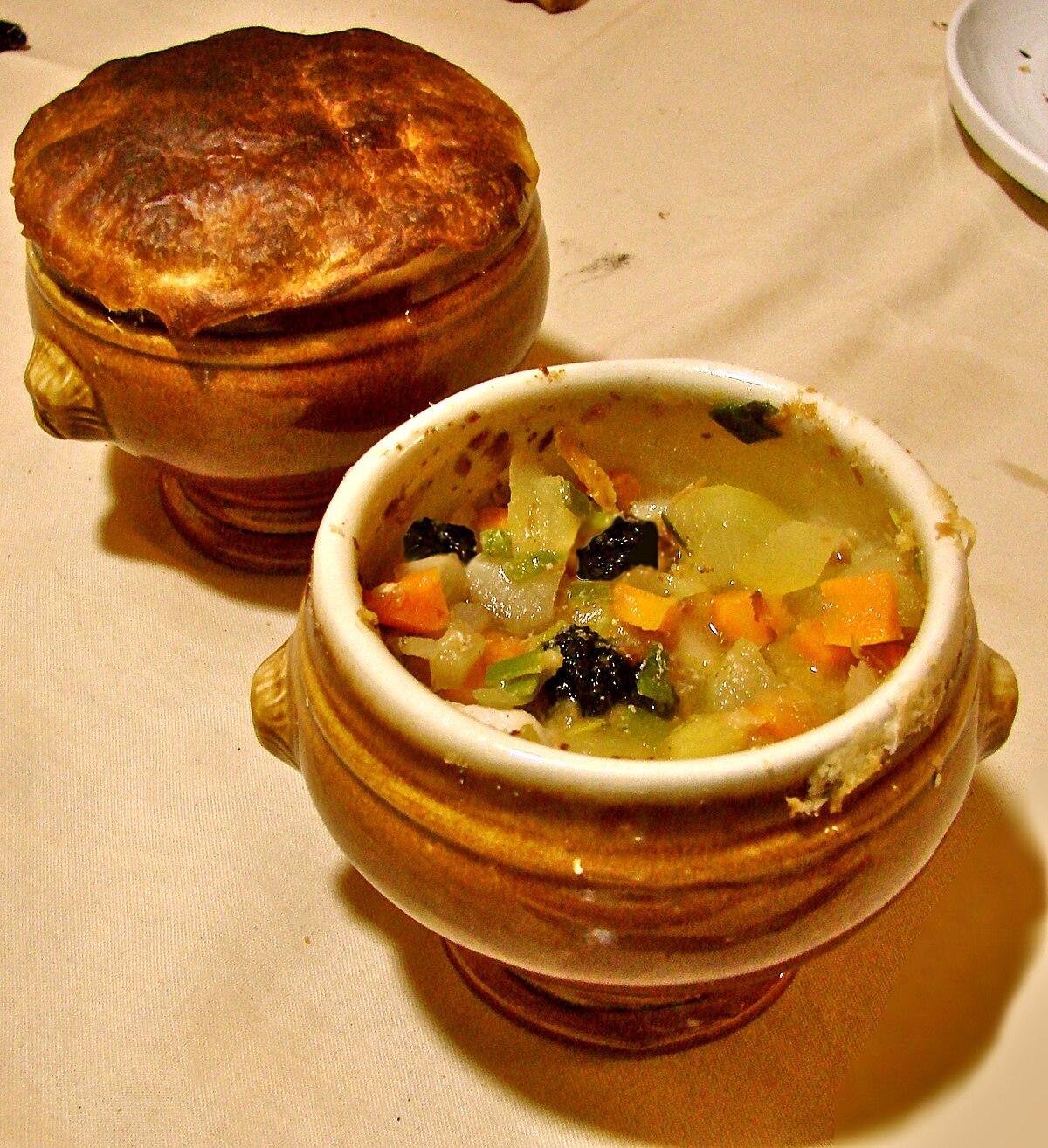 Soupe aux truffes noires VGE  Wikipdia