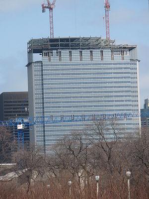 English: Blue Cross Blue Shield Tower