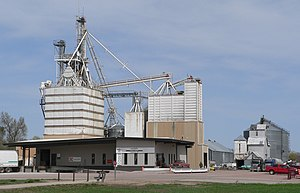 English: Farmers Ranchers Cooperative feed mil...