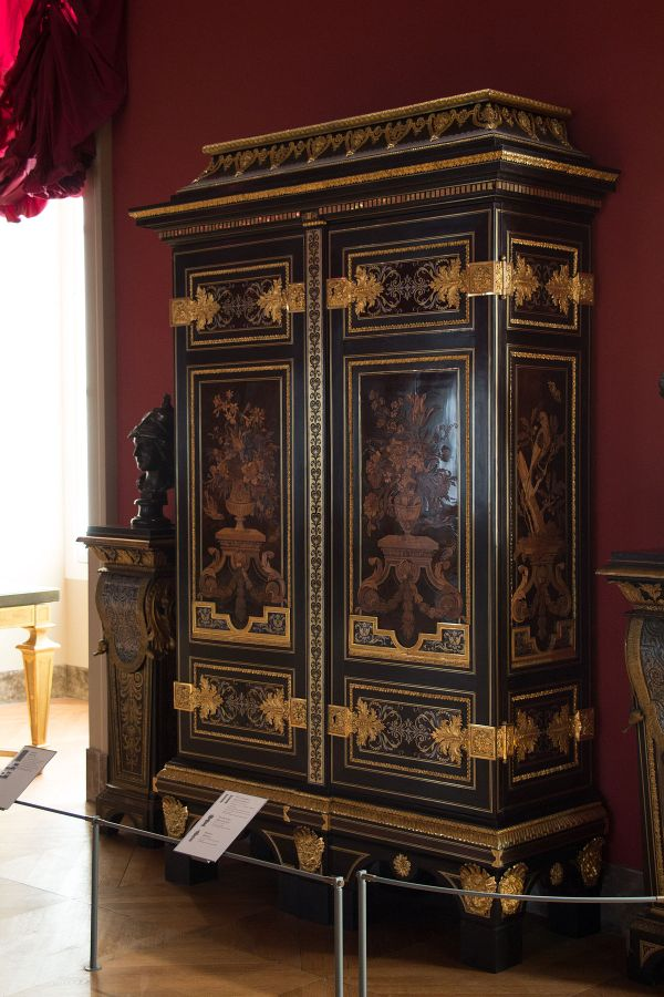 Armoire Aux Perroquets Louvre Wikipdia