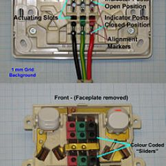 Wiring Diagram For 7 Wire Trailer Plug Directv Swm Direct Installation As/nzs 3112 - Wikipedia
