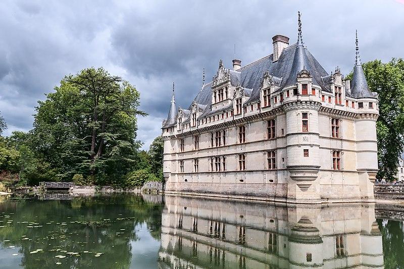 Chateau-Azay-le-Rudeau-1