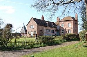 English: Court Farm, Aylton