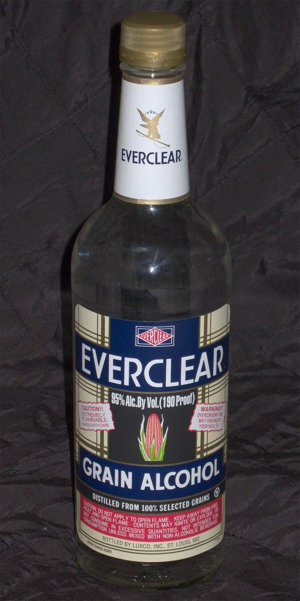 Everclear Alcohol - Wikipedia