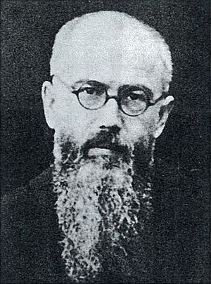 English: Maximilian Kolbe in 1936
