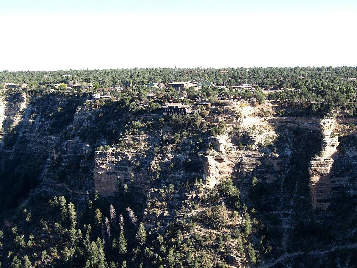 Grand Canyon Village Historic District  Wikipedia