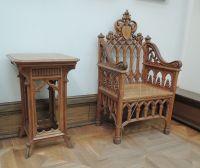 Original Gothic Furniture