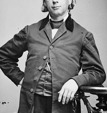 Henry Ward Beecher. Library of Congress descri...