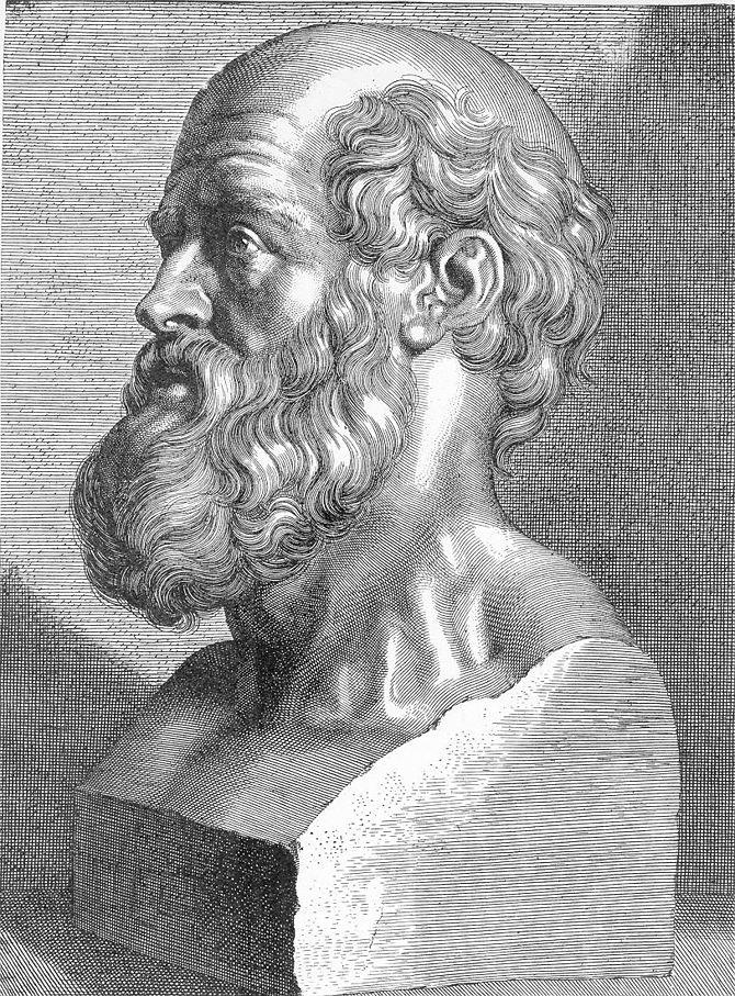 Hippocrates (460-370 BC)