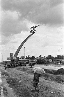 Pembuat Patung Pancoran : pembuat, patung, pancoran, Patung, Dirgantara, Wikipedia, Bahasa, Indonesia,, Ensiklopedia, Bebas