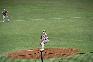 Lanzador de baseball