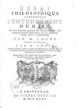 Essai Sur L Entendement Humain : essai, entendement, humain, Livre:Locke, Essai, L'entendement, Humain.djvu, Wikisource