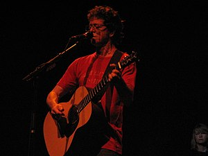 Lou Reed in Málaga, Spain, July 21, 2008