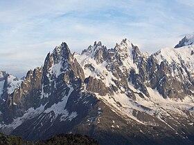 Monte Bianco Benvenuti Nel Mondo Della Neve Montagna