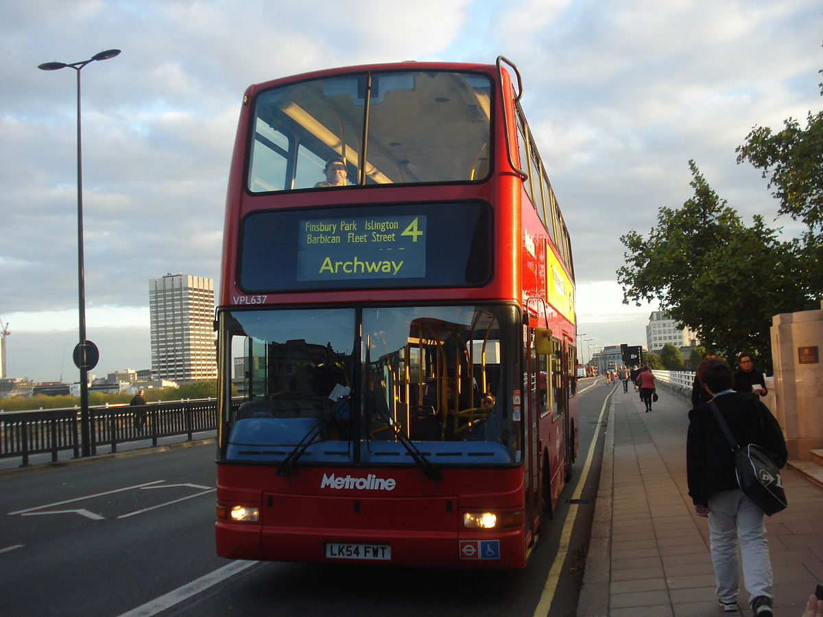 London Buses route 4  Wikipedia