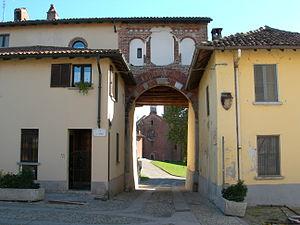 Morimondo arco ingresso 1