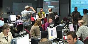 NASA JPL teamx