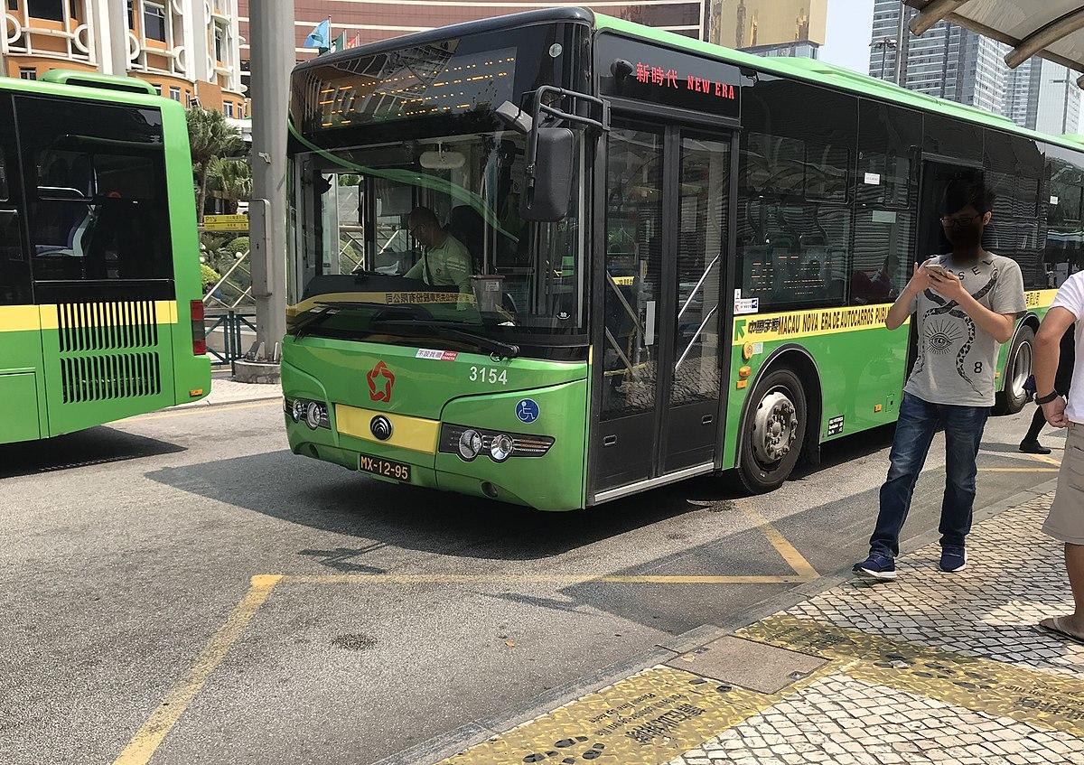 澳門巴士50路線 - 維基百科,自由的百科全書
