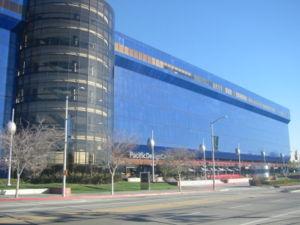 Pacific Design Center en Hollywood, California