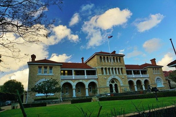 Perth Mint - Joy of Museums - External