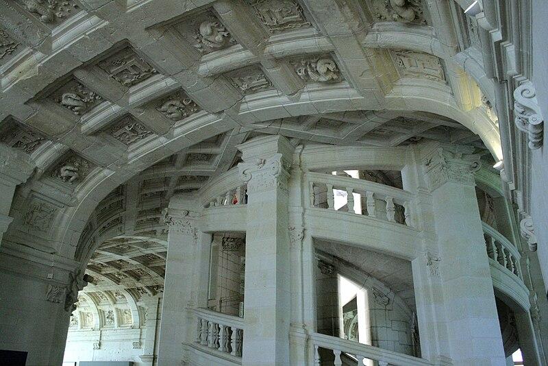 Plafond-escalier