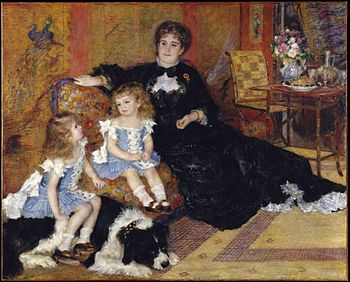 English: Auguste Renoir (1841–1919) - Madame G...