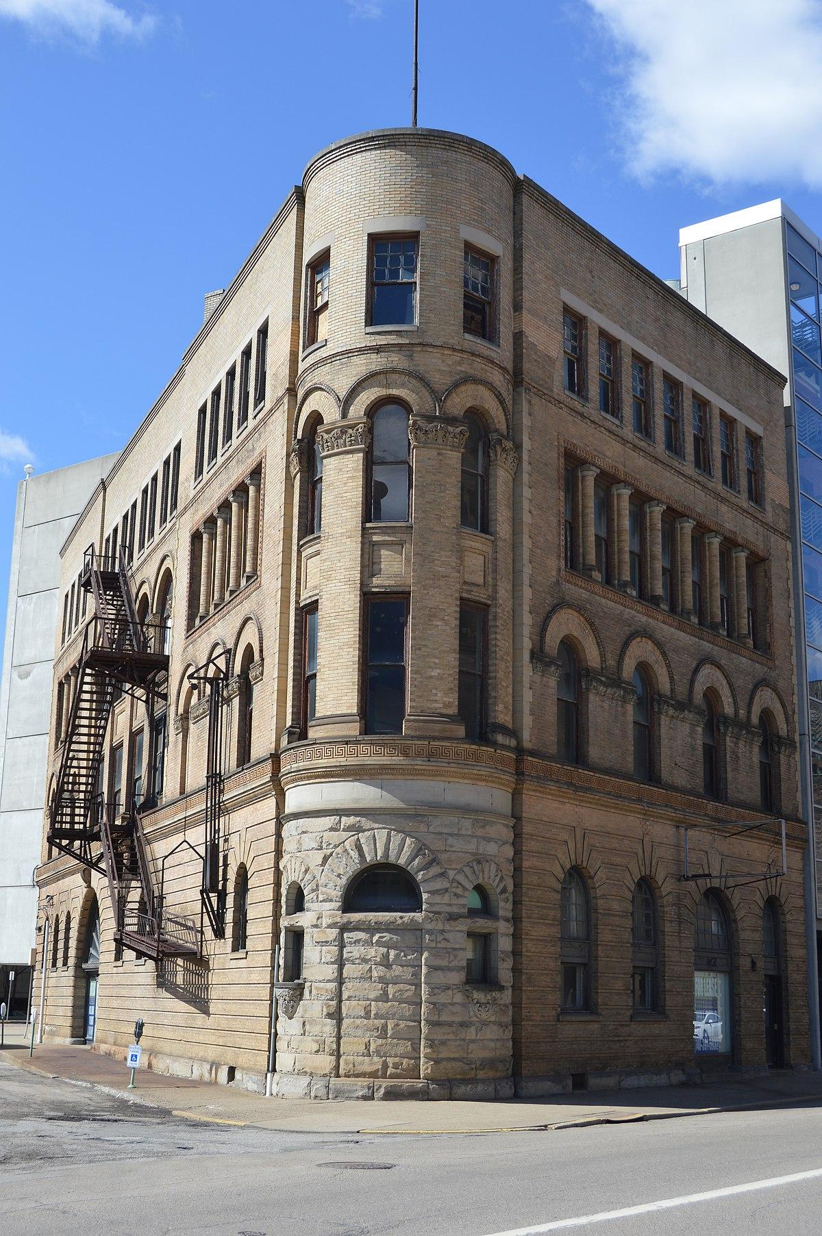 Riverside Iron Works Office Building  Wikipedia