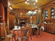 Art Nouveau Dining Room Furniture