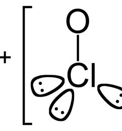 cl2o lewi dot diagram [ 1200 x 715 Pixel ]