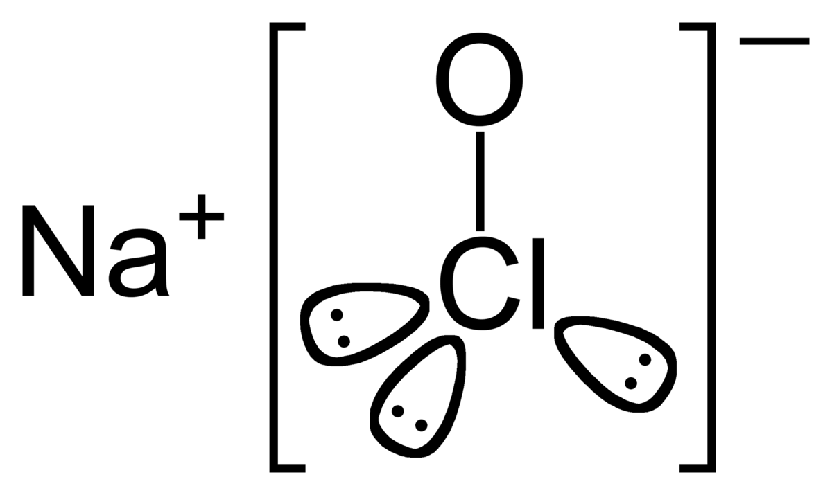 hight resolution of cl2o lewi dot diagram