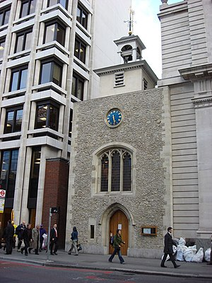 St Ethelburga-the-Virgin within Bishopsgate In...