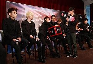 Super Junior at Kaohsiung Arena, Taiwan(1).jpg