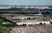 The Pentagon, headquarters of the US Departmen...