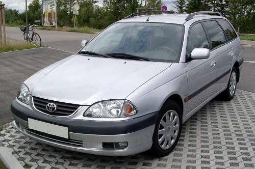 small resolution of file toyota avensis kombi front 20080808 jpg