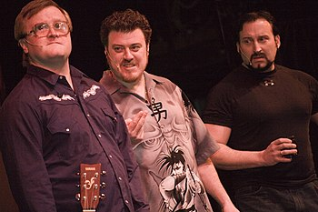 The Trailer Park Boys from the Canadian mockum...